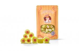 * Meister Karamellus * Apfel Bonbons in der 80 g Tüte *