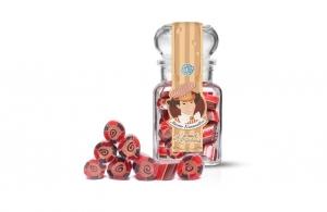 * Meister Karamellus * Schoko- Kirsch Bonbon im 100 g Glas * - Handarbeit kaufen