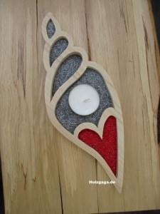 Schicke Schale ,handangefertigt aus Fichtenholz mit verschiedenen Fächern,,Windlicht,Dekoschale,Holzschale