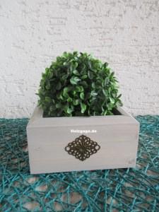 Schublade,Holzschublade,Holzkiste,Blumenschublade,