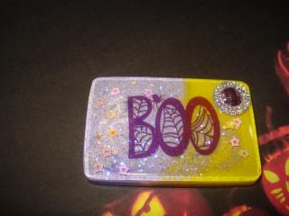 Magnet Halloween - BOO - Kühlschrankmagnet - ein Must have