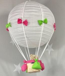 Kinderzimmerlampe ♥ Babyzimmerlampe ♥ Handarbeit mit ♥
