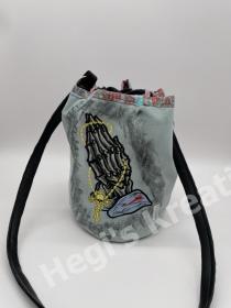Tasche Umhängetasche Handtasche Festival Bag Rucksack Betende Hände von Albrecht Dürer - Handarbeit kaufen