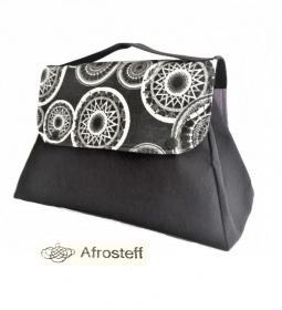 Handarbeitstasche/ Strandtasche / Kosmetiktasche mit sinnvoller Fächerabteilung