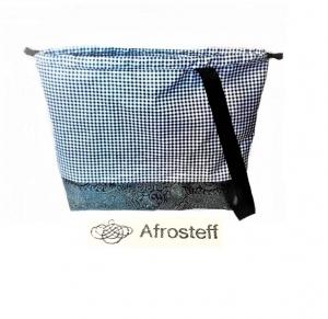 Handarbeitstasche,Projekttasche, projectbag knitting, Strandtasche, Wolle Aufbewahrung, Strickbeutel, Wolltasche, genäht, Geschenkidee,