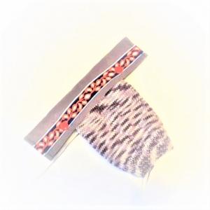 Nadelspiel Halterung aus Filz/ Etui für 15-20 cm Nadeln/ Nadelspiel Garage/Nadelspiel Aufbewahrung