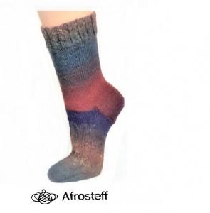 Handgestrickte Socken Gr. 37-39/ Wollsocken aus kuschelweicher Sockenwolle/ Stricksocken/ gestrickt