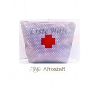 Reiseapotheke/ Apotheke to go/ Medizintasche/ Notfalltasche/ Erste Hilfe Tasche
