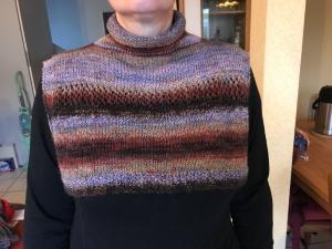 Kragenschal Halswärmer Neck'n'Shoulder - Handarbeit kaufen