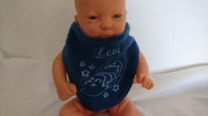 Baby Halstuch für einen Levi - Handarbeit kaufen