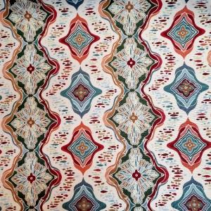 ☆ Gobelin : Kaleidoskop: Meterware 140cm breit. Auf Anfrage auch 280cm cm breit. Baumwollmischgewebe, zum Polstern geeignet. - Handarbeit kaufen