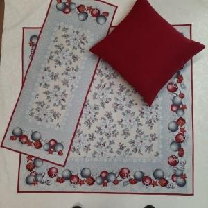 Gobelin ☆  Weihnachtsdecke - Handarbeit kaufen