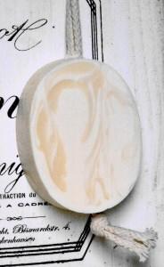 Arganöl Pflege-Duftseife *Chévrefeuille*  mit 20 % Arganöl und dem betörenden Duft des Geißblatts