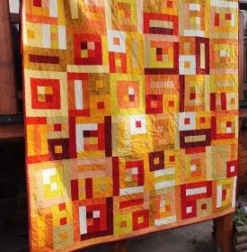 Patchworkdecke Herstellung erfolgt individuell nach Kundenwunsch - Handarbeit kaufen