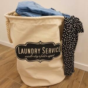 Aufbewahrungskorb Größe L ★Laundry Service★ z.B. für Wäsche von dir oder den Kindern