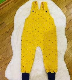Baby Latzhose Kleinkind handmade  - Handarbeit kaufen