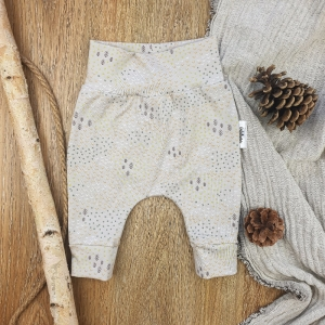 Baby Pants aus Jersey -Freeland- Gr.56    - Handarbeit kaufen