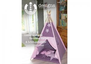✂ Schnittmusterheft Kinderzimmer – Nordpfeffer designs ✂ - Handarbeit kaufen