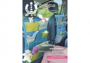 ✂ Schnittmusterheft Unterwegs mit Kindern – Nordpfeffer designs ✂ - Handarbeit kaufen