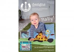 ✂ Schnittmusterheft Baby – Nordpfeffer designs ✂ - Handarbeit kaufen