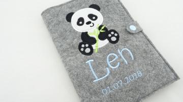 U-Hefthülle Panda
