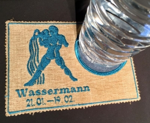 MugRug Wassermann - Handarbeit kaufen