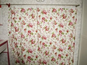 duschvorhang,wannenvorhang vorhang gardine rosali duschvorhang