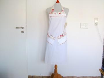 Landhausschürze mit Überschürze schürze kochschürze küchenschürze halbschürze (Kopie id: 30136) (Kopie id: 30144) (Kopie id: 30150) (Kopie id: 39164)