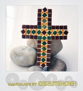 Mosaik Kreuz