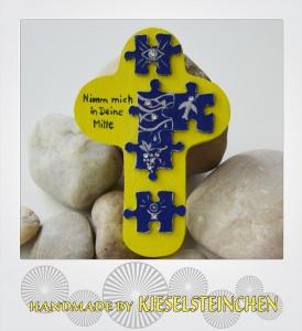 Kinderkreuzerl mit Puzzle