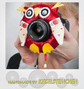 Fotografenhelfer/Objektivablenker  Eule