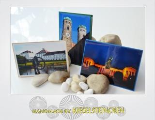 3 Münchner Fotokarten