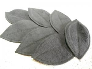 7 x Sanitary-Leaf intralabial interlabial Pads Menstruation Slipeinlage Hygiene - Handarbeit kaufen