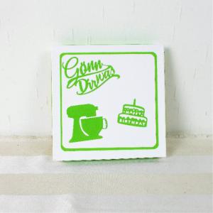 Geldgeschenk Geburtstag, weiß grün mit lustigem Buch, Geburtstagsgeschenk