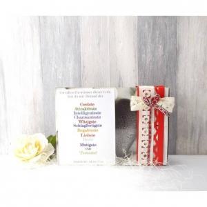 Wellness Geschenk in edler Geschenkbox, Vatertag, Geschenk für Männer, Geburtstag, Männergeschenk, Geburtstagsgeschenk
