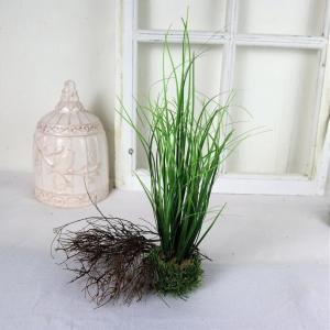 Grasbündel Deko Blumen, Tischdeko, Floristikbedarf - Handarbeit kaufen