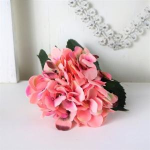 Hortensie rosa, Tischdeko, Kunstblume, Floristikbedarf - Handarbeit kaufen