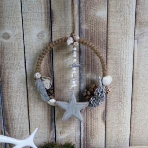 Fensterdeko maritim, Sommerdeko - Handarbeit kaufen