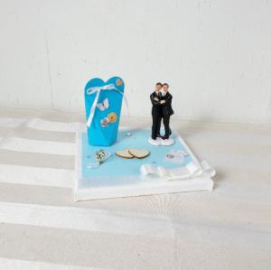 Geldgeschenk Hochzeit, Hochzeitsgeschenk, blau, Männer, - Handarbeit kaufen