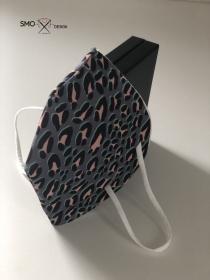 FFP2 - Masken Cover (einzeln oder 3er Set) verschiedene Stoffe zur Auswahl