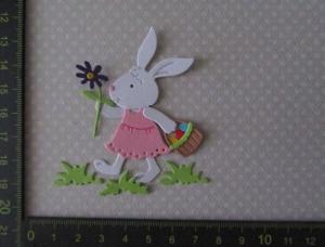 Stanzteil  Kartendeko  Kartenschmuck Scrapbooking Kartendeko Ostern - Handarbeit kaufen