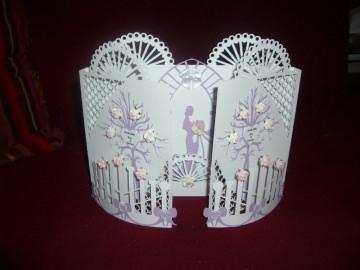 Grußkarte Hochzeit Glückwunschkarte Hochzeitskarte - Handarbeit kaufen