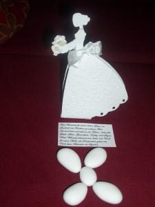Gastgeschenke Hochzeit Geldgeschenk Braut Mandeln  - Handarbeit kaufen