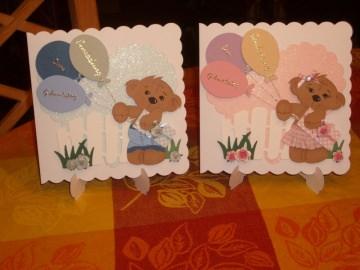 Einladungskarten Einladungen Kindergeburtstag Geburtstag Grusskarte  - Handarbeit kaufen