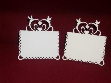 Tischkarten Platzkarten Tischkarte Platzkarte Hochzeit Kommunion Konfirmation Taufe
