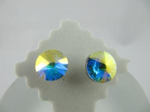 Ohrstecker Rivoli Crystal AB - Handarbeit kaufen