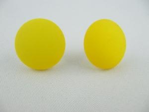 Ohrstecker Polaris Gelb - Handarbeit kaufen