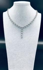 Halskette - elegant, schlicht und wunderschön