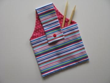 ❤ Mit Liebe genähte Projekt-Tasche ❤ Hänge-Utensilo ❤ Wäscheklammerbeutel ❤