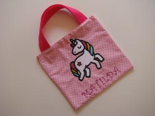 ♥ Mit Liebe genähte Kindertasche